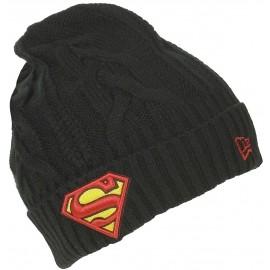 New Era HERO CUFF SUPERMAN - Stylová zimní čepice