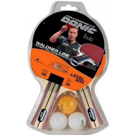 SOPO LEVEL 300 - Hrací set na stolní tenis - Donic SOPO LEVEL 300