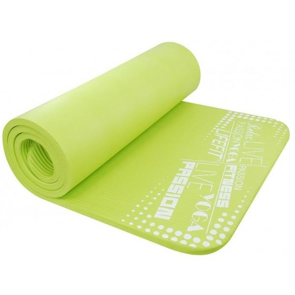 SPORT TEAM YOGA MAT EXKLUZIV PLUS - Podložka na cvičení