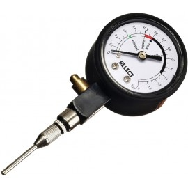 Select PRESSURE GAUGE ANALOGUE