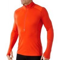Smartwool MENS PHD LIGHT ZIP T - Pánské funkční tričko
