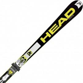 Head WC REBELS IRACE SFP 13 + FF PRO 11 - Sjezdové lyže
