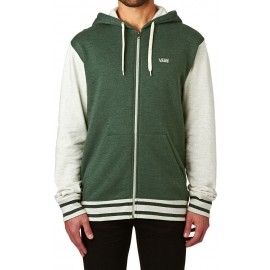Vans CORE BASIC COLORBLOCK ZIP HOODIE III