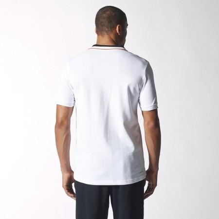 Pánské tričko - adidas ESS POLO - 4