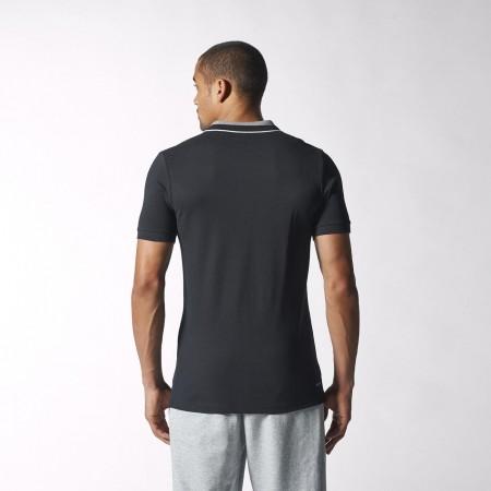 Pánské tričko - adidas ESS POLO - 5