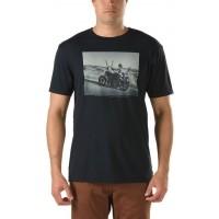 Vans BIKES & BABES - Stylové pánské triko