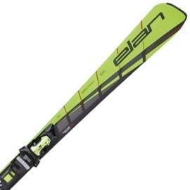 Elan SLX AMPHIBIO FUSION + ELX12 - Sportovní sjezdové lyže