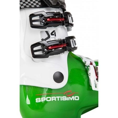 Dětské lyžařské boty - Alpina J4 - 4