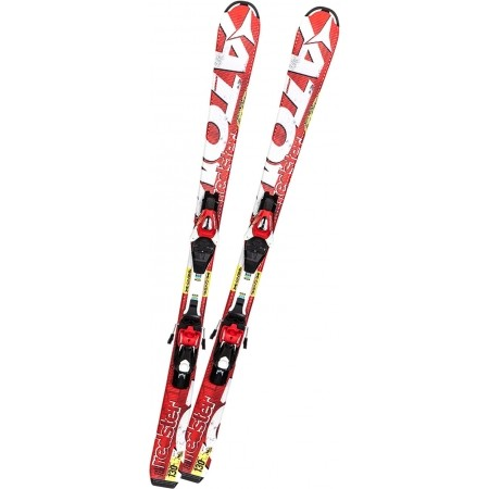 Dětské sjezdové lyže - Atomic SMU REDSTER JR 130-140 + XTE 045 - 3