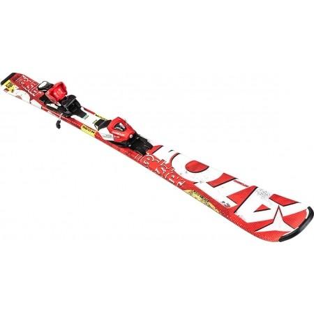 Dětské sjezdové lyže - Atomic SMU REDSTER JR 130-140 + XTE 045 - 4