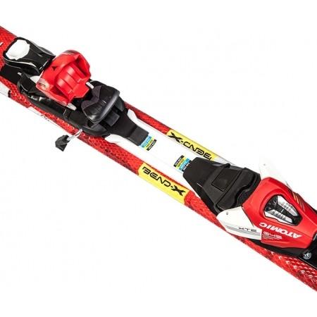 Dětské sjezdové lyže - Atomic SMU REDSTER JR 130-140 + XTE 045 - 5