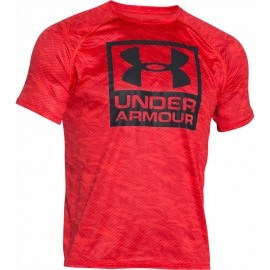 Under Armour BOXED LOGO PRINTED SS T