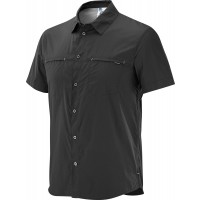 Salomon RADIANT SS SHIRT M - Pánská košile