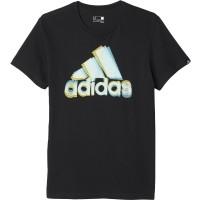 adidas SUMMER LOGO - Pánské triko - adidas