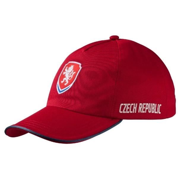 Puma CZECH REPUBLIC CAP - Kšiltovka