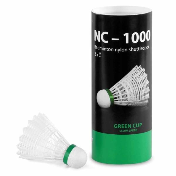 Tregare NC-1000 SLOW - Badmintonové míčky - Tregare