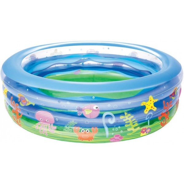 Bestway SUMMER WAVE CRYSRAL POOL - Nafukovací bazén