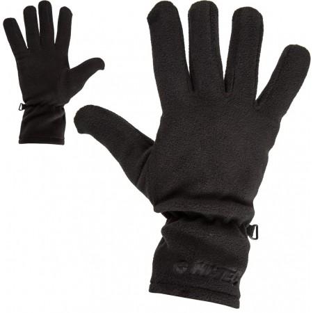 SALMO FLEECE - Pánské rukavice - Hi-Tec SALMO FLEECE
