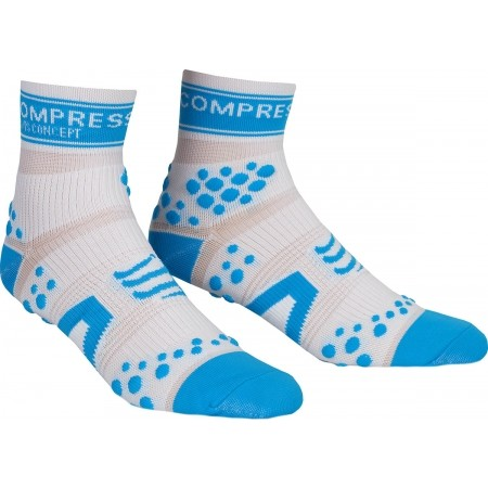 Běžecké ponožky - Compressport RUN HI - 2