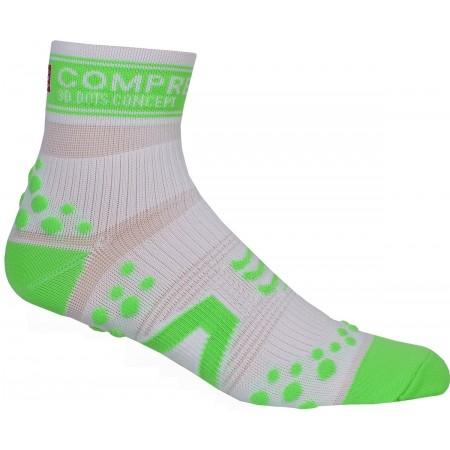 Běžecké ponožky - Compressport RUN HI - 9