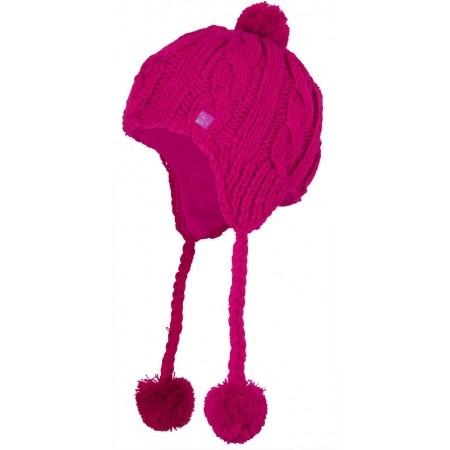 RONA - Dívčí pletená čepice - Lewro RONA
