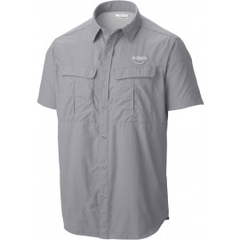 Columbia CASCADES EXPLORER SHORT SLEEVE SHIRT