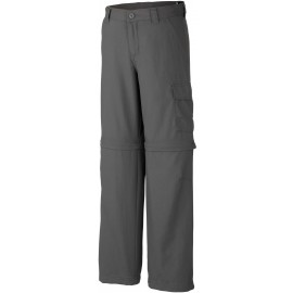 Columbia SILVER RIDGE III CONVERTIBLE PANT - Chlapecké sportovní kalhoty