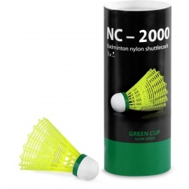 Tregare NC-2000 SLOW - 3KS - Badmintonové míčky