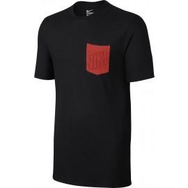 Nike TEE-NIKE BLOCK PKT - Pánské stylové triko