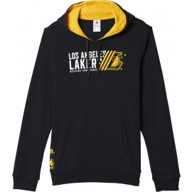 adidas BASICS PO HOODY LAKERS