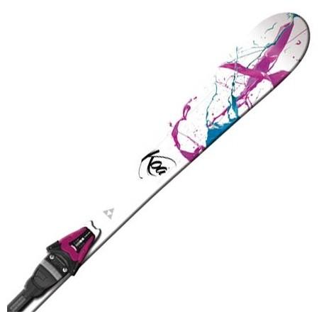 Dámské sjezdové lyže - Fischer KOA 73 RAIL + V9 RF - 1