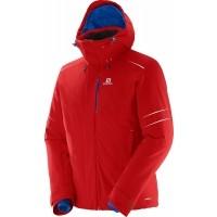 Salomon ICESTORM JACKET M - Pánská lyžařská bunda