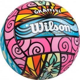 Wilson GRAFFITI VB VARIOUS COLORS - Volejbalový míč