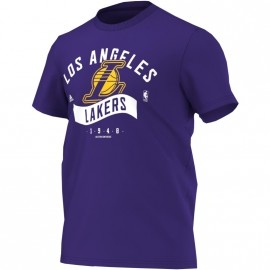 adidas TEAM TEE LAKERS