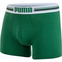 Puma PLACED LOGO BOXER 2P - Pánské boxerky