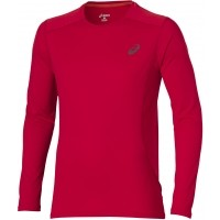 Asics LITE SHOW LS TOP MEN - Pánské běžecké tričko