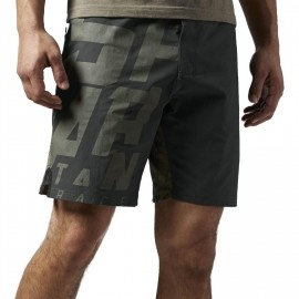 Reebok SPARTAN STEALTH MUD SHORT