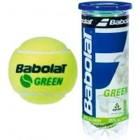 Babolat GREEN  X 3 - Tenisové míče