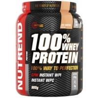 Nutrend 100 WHEY PROTEIN 900G ČOKO + KAKAO - Proteinový nápoj