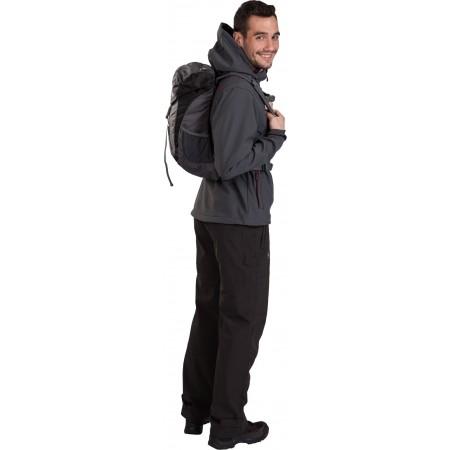 TRAMAN SOFTSHELL PANTS LIGHT - Pánské outdoorové softshellové kalhoty - Hi-Tec TRAMAN SOFTSHELL PANTS LIGHT - 9