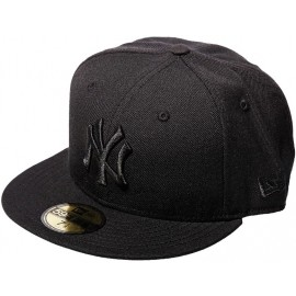 New Era 59FIFTY BLACK ON BLACK NEYYAN
