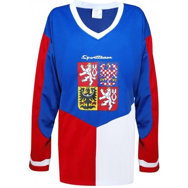 460de5c83 SPORT TEAM HOKEJ DRES ČR 4 - Hokejový dres