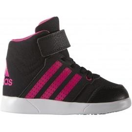 adidas JAN BS 2 MID I - Dětská volnočasová obuv