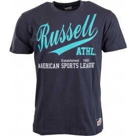 Russell Athletic CREW NECK TEE BRIGHT