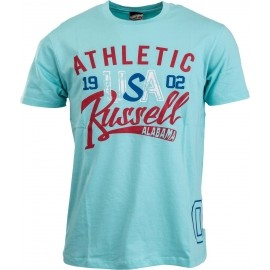 Russell Athletic CREW NECK TEE MULTI
