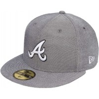 New Era 59FIFTY TEAMOX ATLBRA LS - Klubová kšiltovka