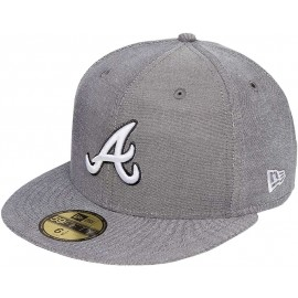 New Era 59FIFTY TEAMOX ATLBRA LS