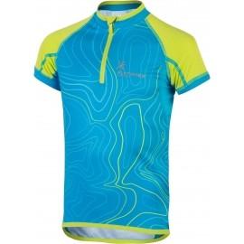 Klimatex ILAN - Dětský cyklistický dres