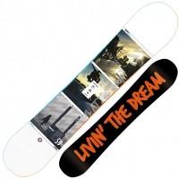 Nidecker LIVIN THE DREAM - Snowboard - Nidecker