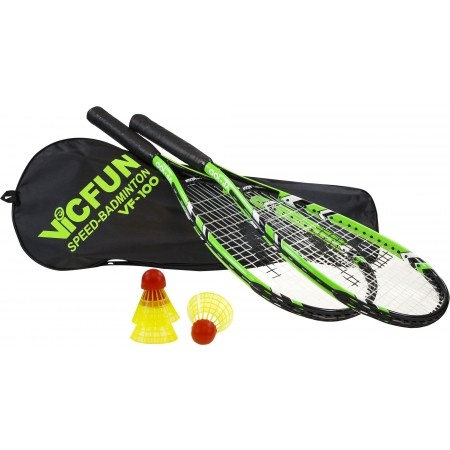 VF 100 - Speedbadminton SET - Victor VF 100 - 1